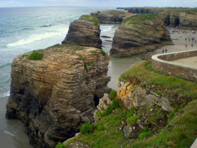 Gran atractivo turístico de Galicia
