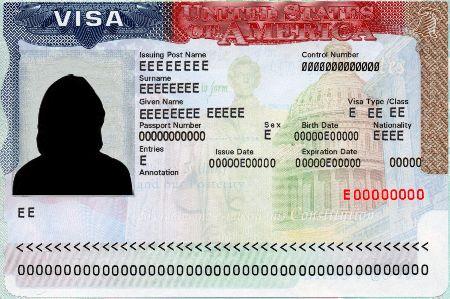 Visa EEUU